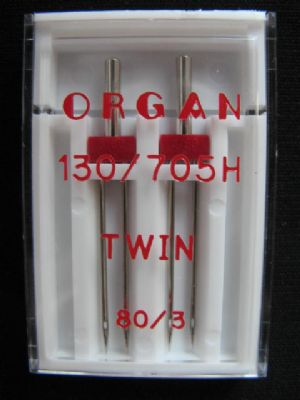 Nadeln 130-705/Twin 3mm/80 Dose a 2